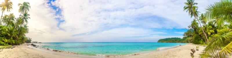 Категория фото море и пляж для кухонного фартука из стекла с фотопечатью