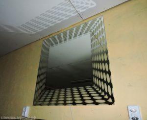 Зеркало с подсветкой с эффектом бесконечности